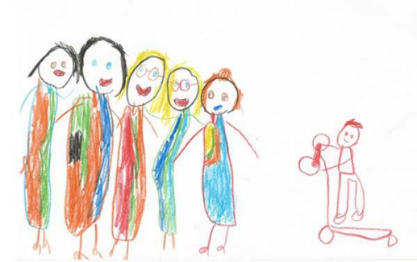 Integratieve kindertherapie geeft het kind zelfvertrouwen